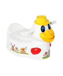 Toyzone Duck Potty Chair  (Color May Vary)