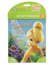 Leap Frog - Activity Storybook - Tinker Bell Tinker Bells True Talent