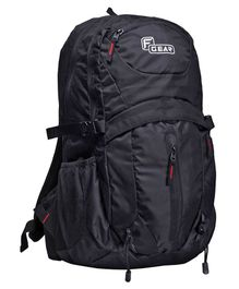 F Gear Ops Backpack Casual Backpack Black - 19 inches