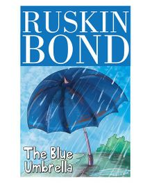 Ruskin Bond The Blue Umbrella Story Book - English