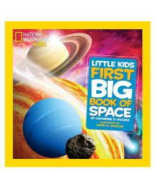 Little Kids First Big Book of Space - English