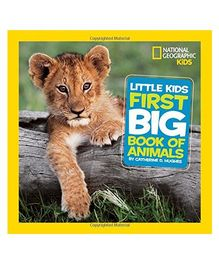 Little Kids First Big Book of Animals - English