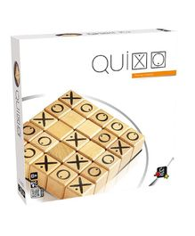Gigamic Wooden Quixo Game - Multicolor