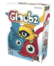 Gigamic Gloobz Game - Multicolor