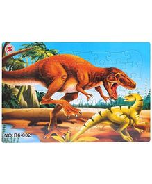 Fab N Funky -  Dinosaurs Puzzle Set