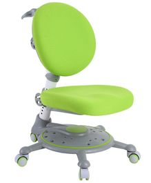Kidomate Ergonomic Study Chairs - Green