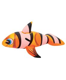 Bestway Sea Creation Fish Rider Float - Orange