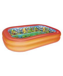Bestway Swimming Pool - Orange