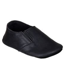 Beanz Lil Prammy Pram Shoes - Black