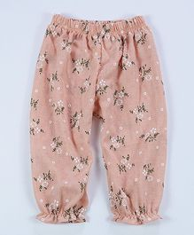 Pre Order - Awabox Floral Bottoms - Pink