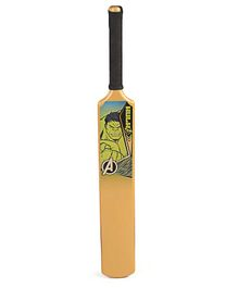 Marvel Hulk Cricket Bat No 5- Beige