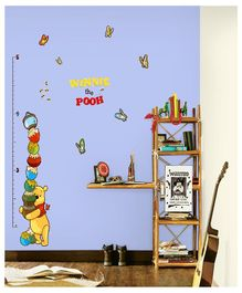 Asian Paints Winnie The Pooh Wall Sticker - Yellow