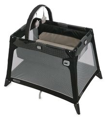 Graco Pack N Play Nimble Nook Playard - Black