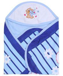 Tinycare Superior Baby Towel - Sky Blue