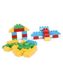 Mega Bloks Building Set 40 Pieces (Color May Vary)