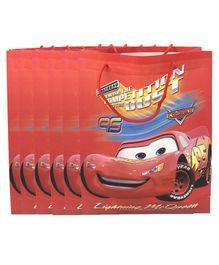 Funcart Lighting McQueen Paper Bags Red