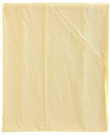 Tinycare Bed Protector Sheet Extra Large - Yellow