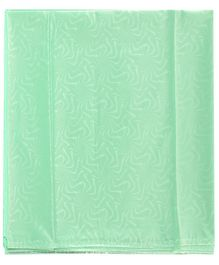 Tinycare Bed Protector Sheet Extra Large - Green