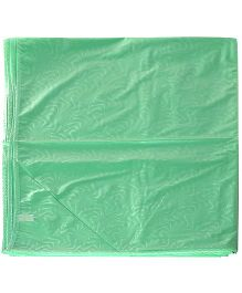 Tinycare Baby Bed Protector Sheet Light Green - XXL