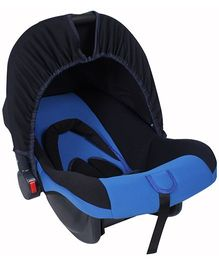 Carry Cot Cum Car Seat With Adjustable Canopy