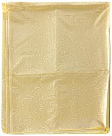Tinycare Baby Bed Protector Sheet Yellow - XXL