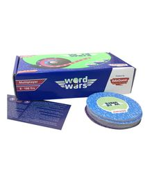 Eduquest Word Warz - Blue