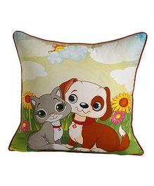 Swayam - Animal Print Cushion Cover