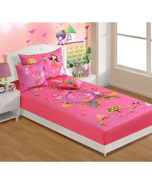 Swayam - Fairy Land Print Baby Bed Sheet