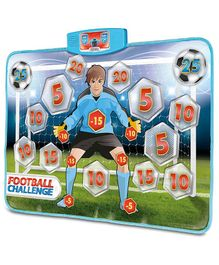 Worlds Apart Football Challenge Electronic Scoring Mat - Multicolour