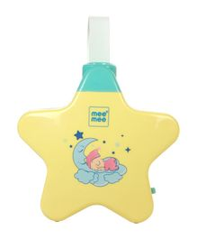 Mee Mee Meloduious Bedtime Projector - Yellow