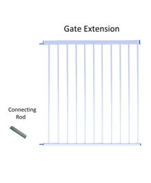 Syga Safety Gate Extension - 80 cm