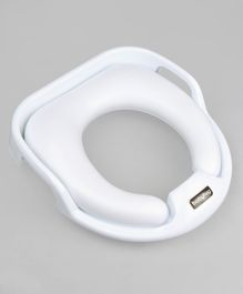 Babyhug Premium Potty Seat - White