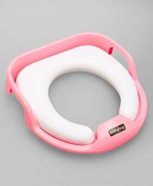 babyhug premium potty seat pink
