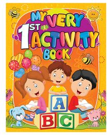 My Very 1st Activity Book - English