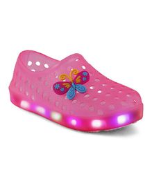 Kittens Casual Shoes With LED - Pink