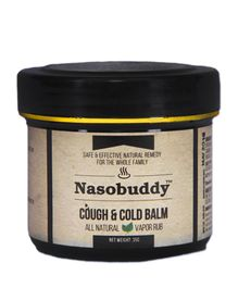 Nasobuddy Cough & Cold Balm - 35 gm