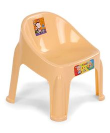 Ratnas Plastic Chair - Cream