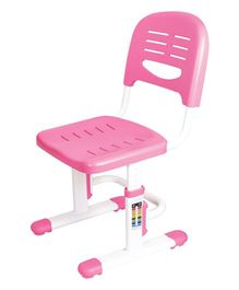 Kidomate Height Adjustable Chair With Floor Leveler - Pink