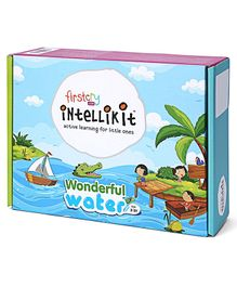 FirstCry Intellikit Wonderful Water Activity Kit Age Group 2 - 3 Years