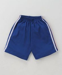 Fido Casual Shorts - Royal Blue