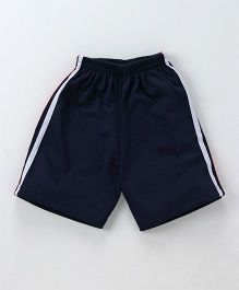 Fido Casual Shorts - Navy Blue