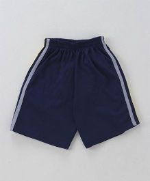 Fido Casual Shorts - Dark Blue