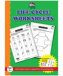 Life Cycle Worksheets - English