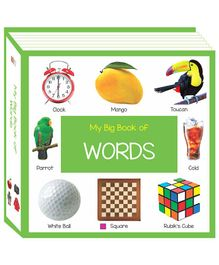 My Big Book of Words - English