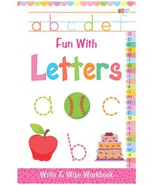 Fun With Letters - English