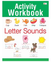 Letter Sounds Activity Workbook - English