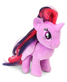 My Little Pony Twilight Sparkle Plush Toy Pink - Height 13 cm