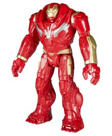 Marvel Avengers Titan Hero Series Hulkbuster Red - Height 29.5 cm