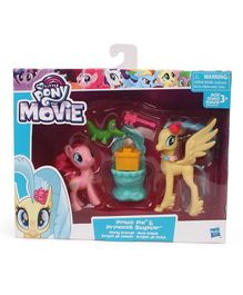 My Little Pony Pinkie Pie & Princess Skystar Multicolour - Height 8 cm