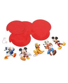 Disney Mickey Mouse & Friends Paper Swirl - Red